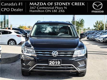 2019 Volkswagen Tiguan Trendline (Stk: SR1447) in Hamilton - Image 2 of 22
