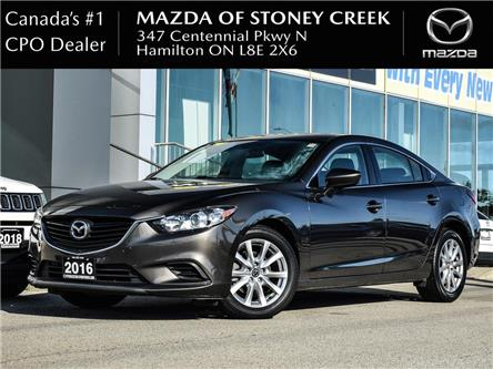 2016 Mazda MAZDA6 GS (Stk: SU1431) in Hamilton - Image 1 of 23