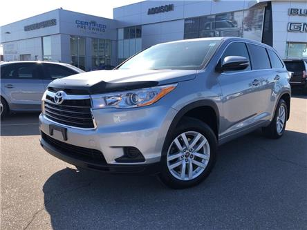 2016 Toyota Highlander  (Stk: U302943) in Mississauga - Image 2 of 21
