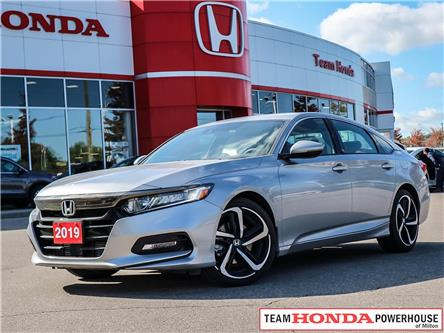 2019 Honda Accord Sport 1.5T (Stk: 3421) in Milton - Image 1 of 26