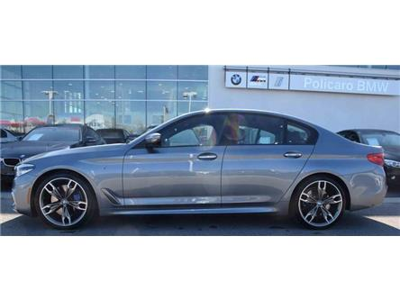 2018 BMW M550i xDrive (Stk: 034932P) in Brampton - Image 2 of 16