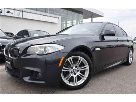 2013 BMW 528i xDrive (Stk: W12081T) in Brampton - Image 1 of 15