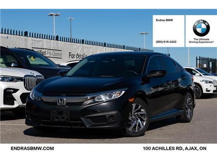2017 Honda Civic EX (Stk: 35498A) in Ajax - Image 1 of 20