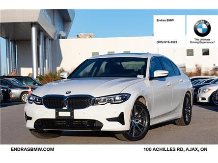 2019 BMW 330i xDrive (Stk: 35590A) in Ajax - Image 1 of 22