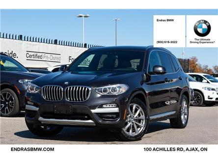 2019 BMW X3 xDrive30i (Stk: P5995) in Ajax - Image 1 of 22