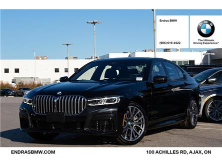 2020 BMW 750i xDrive (Stk: 70255) in Ajax - Image 1 of 22