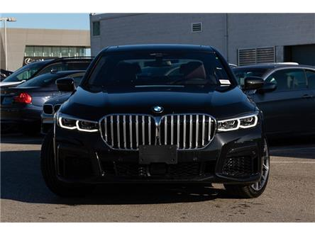 2020 BMW 750i xDrive (Stk: 70255) in Ajax - Image 2 of 22