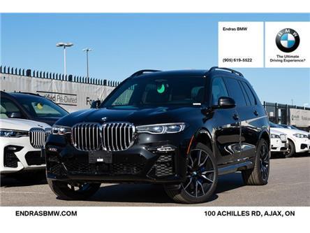 2020 BMW X7 xDrive40i (Stk: 70263) in Ajax - Image 1 of 22