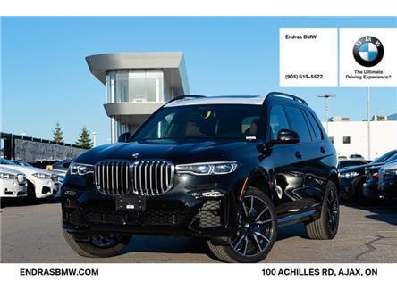 2020 BMW X7 xDrive40i (Stk: 70266) in Ajax - Image 1 of 22