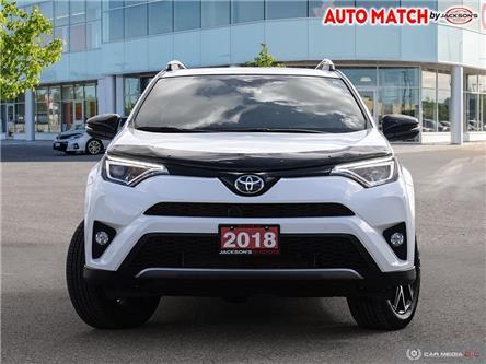 2018 Toyota RAV4 SE (Stk: U8252) in Barrie - Image 2 of 27