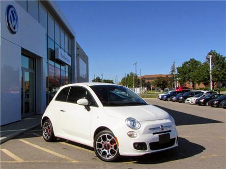 2015 Fiat 500 Sport (Stk: 96650A) in Toronto - Image 1 of 19