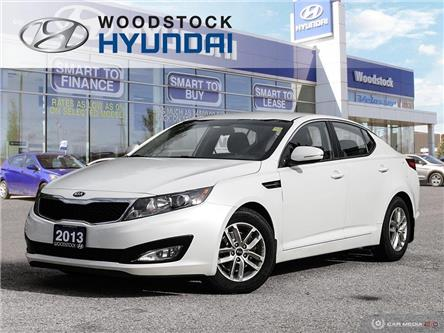 2013 Kia Optima LX (Stk: SE19003A) in Woodstock - Image 1 of 26