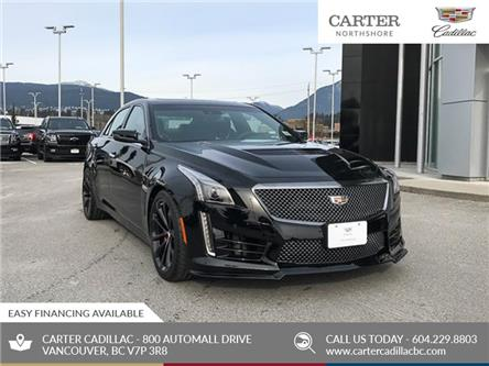 2019 Cadillac CTS-V Base (Stk: 9D35900) in North Vancouver - Image 1 of 24