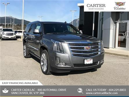 2019 Cadillac Escalade Platinum (Stk: 9D81030) in North Vancouver - Image 1 of 22