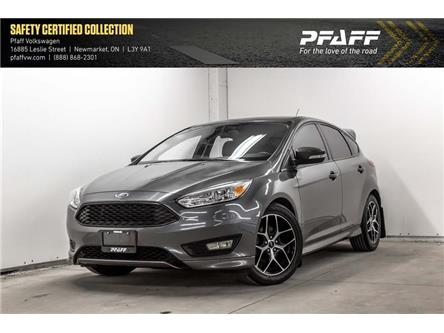 2018 Ford Focus SE (Stk: V4656A) in Newmarket - Image 1 of 22