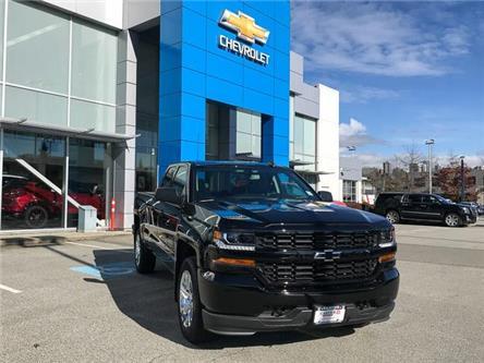 2019 Chevrolet Silverado 1500 LD Silverado Custom (Stk: 9L00020) in North Vancouver - Image 2 of 13