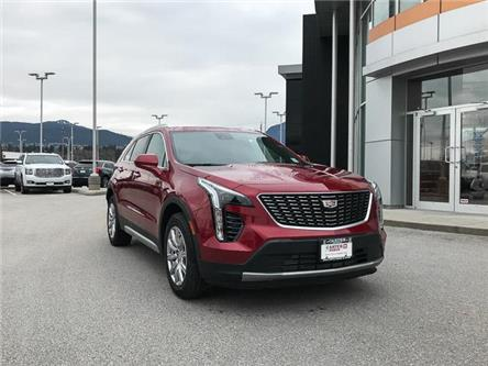 2019 Cadillac XT4 Premium Luxury (Stk: 9D62120) in North Vancouver - Image 2 of 24