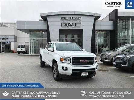 2019 GMC Canyon All Terrain w/Cloth (Stk: 9CN43870) in North Vancouver - Image 1 of 13