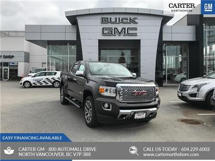 2019 GMC Canyon Denali (Stk: 9CN90000) in North Vancouver - Image 1 of 13