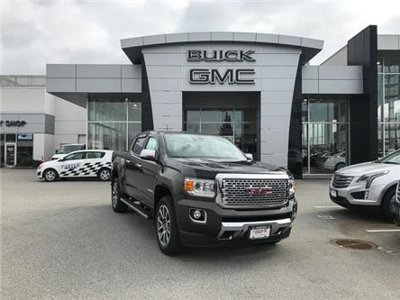 2019 GMC Canyon Denali (Stk: 9CN90000) in North Vancouver - Image 2 of 13