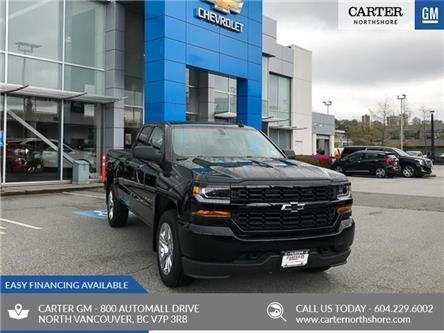 2019 Chevrolet Silverado 1500 LD Silverado Custom (Stk: 9L26460) in North Vancouver - Image 1 of 13
