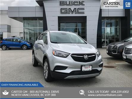 2019 Buick Encore Preferred (Stk: 9K12690) in North Vancouver - Image 1 of 13