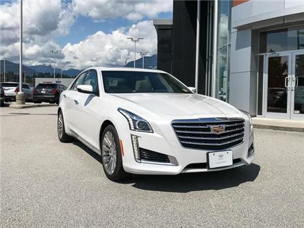2019 Cadillac CTS 3.6L Luxury (Stk: 9D98711) in North Vancouver - Image 2 of 26