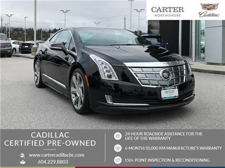 2014 Cadillac ELR Base (Stk: 9V87191) in North Vancouver - Image 1 of 25