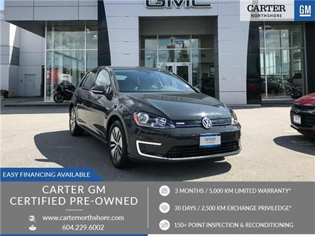 2016 Volkswagen ELECTRIC SE (Stk: 972750) in North Vancouver - Image 1 of 25
