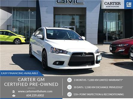 2015 Mitsubishi Lancer SE AWC (Stk: 9TR26711) in North Vancouver - Image 1 of 25