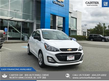 2020 Chevrolet Spark LS Manual (Stk: P64370) in North Vancouver - Image 1 of 13
