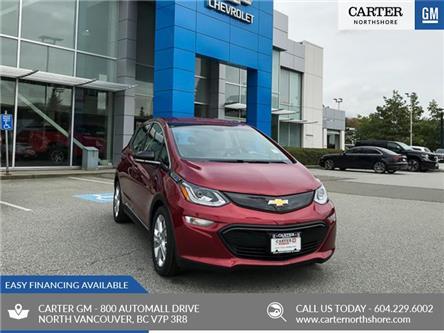 2019 Chevrolet Bolt EV LT (Stk: 9B94520) in North Vancouver - Image 1 of 13