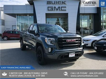 2020 GMC Sierra 1500 Elevation (Stk: R55900) in North Vancouver - Image 1 of 13