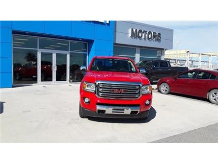 2020 GMC Canyon SLT (Stk: 210045) in Fort MacLeod - Image 1 of 17