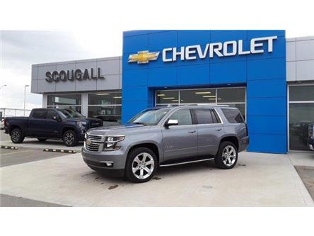 2020 Chevrolet Tahoe Premier (Stk: 208655) in Fort MacLeod - Image 1 of 21