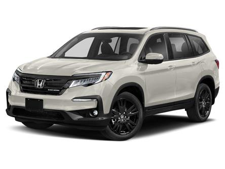2020 Honda Pilot Black Edition (Stk: 20-0096) in Scarborough - Image 1 of 9