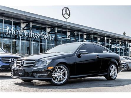 2013 Mercedes-Benz C-Class Base (Stk: K3866A) in Kitchener - Image 1 of 22