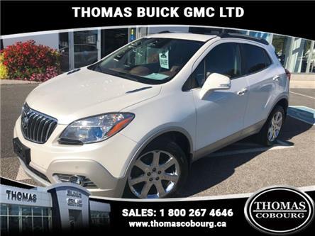 2014 Buick Encore Premium (Stk: UT56265) in Cobourg - Image 1 of 26