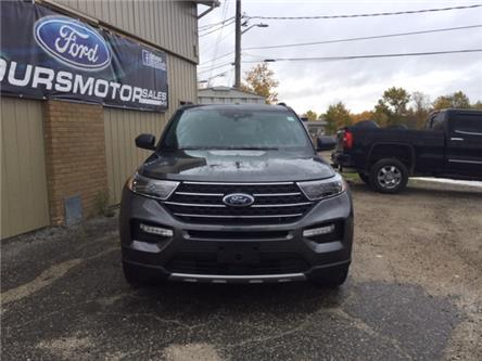 2020 Ford Explorer XLT (Stk: 20-43) in Kapuskasing - Image 2 of 8