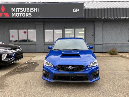 2018 Subaru WRX Sport (Stk: P1095) in Grande Prairie - Image 1 of 22