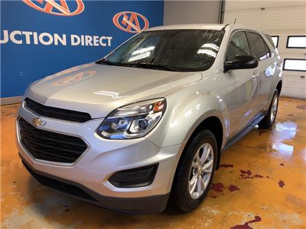2017 Chevrolet Equinox LS (Stk: 17-291164) in Lower Sackville - Image 1 of 16