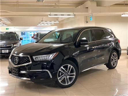 2018 Acura MDX Navigation Package (Stk: M12699A) in Toronto - Image 1 of 32