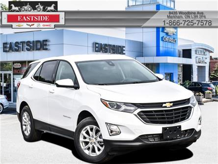 2020 Chevrolet Equinox LT (Stk: L6112725) in Markham - Image 1 of 24