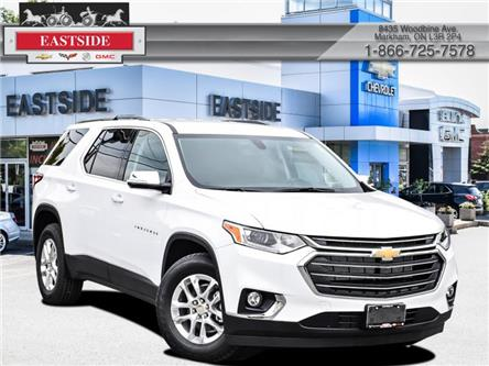 2020 Chevrolet Traverse LT (Stk: LJ122366) in Markham - Image 1 of 26