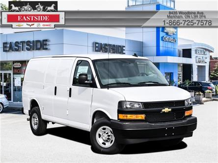 2020 Chevrolet Express 2500 Work Van (Stk: L1139294) in Markham - Image 1 of 23