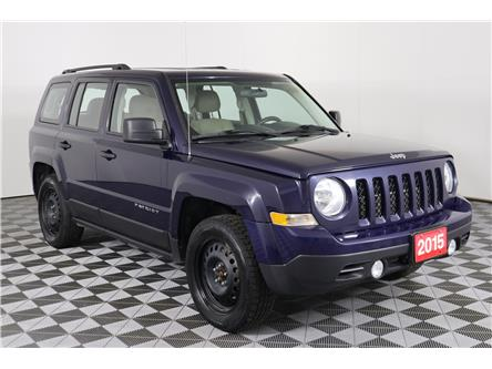 2015 Jeep Patriot Sport/North (Stk: 19-501A) in Huntsville - Image 1 of 14