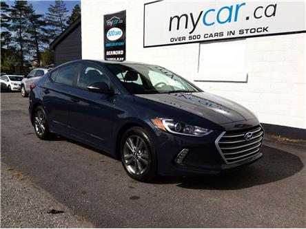2017 Hyundai Elantra GL (Stk: 191223) in Richmond - Image 1 of 20