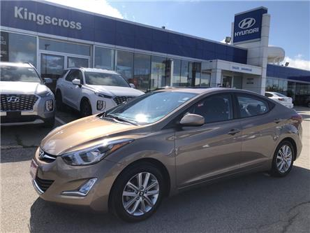 2015 Hyundai Elantra Sport Appearance (Stk: 28660B) in Scarborough - Image 1 of 16