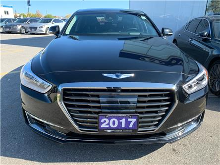 2017 Genesis G90 5.0 Ultimate (Stk: 8024H) in Markham - Image 2 of 29