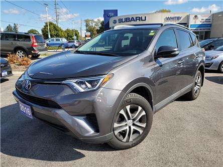 2016 Toyota RAV4 LE (Stk: 19S1096A) in Whitby - Image 1 of 22